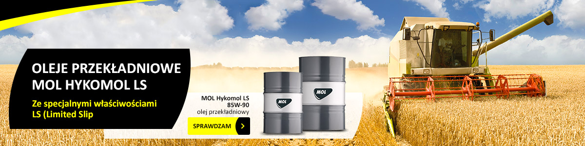Agriculture / Gear oils